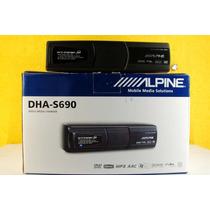 Dvd Automotivo Alpine Dha-s690