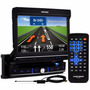 Dvd Positron Tela 7 6861 Nav Retrátil 7 Touch/gps/tv/bluetoo