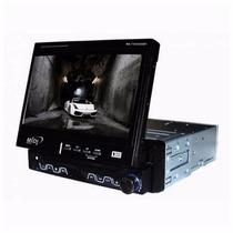 Dvd Automotivo Midi Retratil 7 Pol Tv Digital Gps Bluetooth