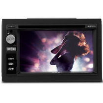 Dvd Player Carro 2din Bluetooth Usb Sd Card Aux Ent Cam Ré