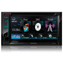 Dvd Kenwood Ddx 2071 2din Carro Automotivo