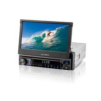 Central Multimídia Retratil 7 /gps/tv/bluetooth/usb/camera