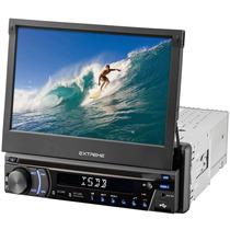 Dvd Multilaser Retrátil Gps Tv Dig Camera Sensor Usb Tela Hd