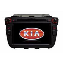 Kit Central Multimidia Tv Dvd Gps Kia Sorento 13 14 Samsung