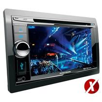 Central Multimidia Sp8700dtv 2-din Tela 6,2 Tv Usb Bluetooth