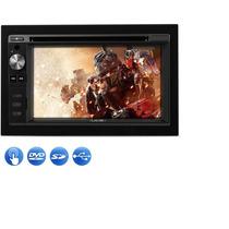 Dvd Player 2din 6.2 Tv/gps/usb/cd/aux