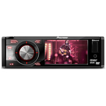 Dvd Player Pioneer Dvh-8780av Tela 3,5 Polegadas Usb Mp3 Wm