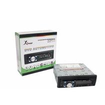 Dvd Player E Rádio Automotivo Usb Sd E Aux Kp-c6 Knup