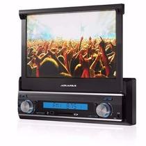 Media Player Retrátil 7.0 Com Câmera De Ré Mpa2004 Oferta
