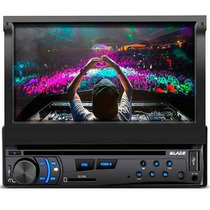 Dvd Player Multilaser Retratil P3295 Blade Usb Sd Card Aux