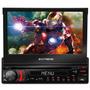 Dvd Multilaser Extreme Gps, Tv Digital, Tela 7 ,usb, Sd, Bt