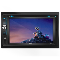 Toca Cd Dvd Multilaser P3307 Zion P 3307 2 Din Touch Screen