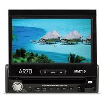 Dvd Automotivo Ar70 Mm710 C/ Tela 7 , Entrada Usb