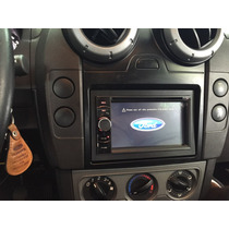 Kit Central Multimidia Ford Ecosport/fiesta Aikon Phone Link