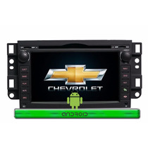 Kit Central Multimidia Tv Gps Dvd Android Chevrolet Captiva