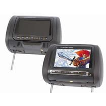 Encosto Cabeça Tela Monitor Lcd 7 P/ Dvd - Multimidia Em Bh