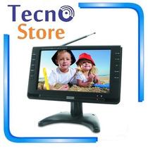 Tela 9 Monitor Powerpack Avtv-986.b2s Tv Digital & Analógica