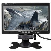 Monitor Portátil Veicular Lcd 7 Polegada - Dvr Camera De Ré