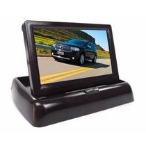 Tela Monitor Automotivo Lcd Tft 4.3 / Carro Camera De Ré Dvd