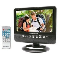 Monitor Tela 7 Tv Analog Powerpack Avtv-740 Usb/sd/av