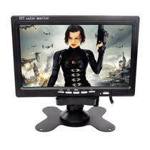 Tela Tv Monitor Portatil Dotcom Dc-tft-175 Lcd De 7 Polegada