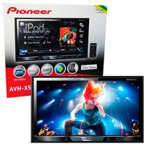 Dvd Automotivo 2din Pioneer Avh-x5780tv Tv Digital Integrada