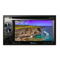 Dvd Player Pioneer Avh-2480bt C/ 2 Din Em Tela De 5.8 , Usb