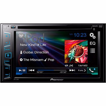 Dvd Player Pioneer Avh 278bt Tela 6.2 Usb 2din Aux Bt Rca