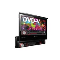 Dvd Retratil Pioneer 7 Polegadas Avh-3580dvd