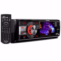 Toca Cd Dvd Pioneer Dvh 7780av Tela 3 Usb Mp3 Radio Am Fm