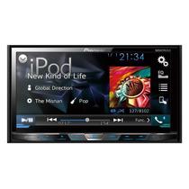 Dvd Multimidia Pioneer 5750 Tv Mixtrax 2din Lançamento 2015