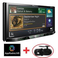 Dvd Pioneer Avh-x5780tv X5780 C/ Tv + Câmera De Ré Lançament