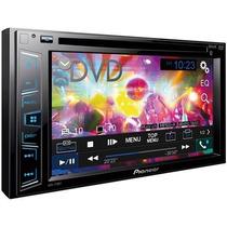 Dvd Player Pioneer Avh-278bt Bluetooth Usb 2 Din