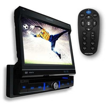 Dvd Positron Sp6700 Dtv Retratil Tv Digital Touch Screen Usb