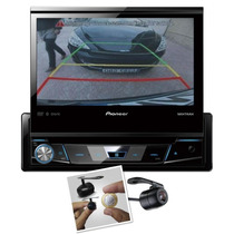 Dvd Automotivo Pioneer Avh-7780tv Bluetooth + Tv + Camera Ré