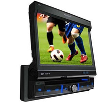 Dvd Positron Sp6700 Retratil Tv Digital Touch Screen Usb