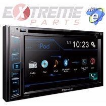 Dvd Pioneer Avh-278bt 2din Bluetooth Mp3 Central Multimidia