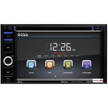Boss 2din Bv 9362 B Dvd Tv Isdb-t 6.2 Touch Bluetooth Usb Sd