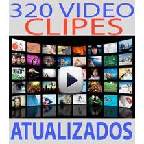 320 Video Clipes Avi Atual 2015 Hd Frete Grátis + Download
