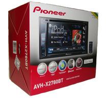 Dvd Player Pioneer 2din Avh-x2780bt 2015 Lançamento C Usb