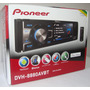 Dvd Player Pioneer Dvh-8780avbt Bluetooth Usb Tela 3,5 1 Din
