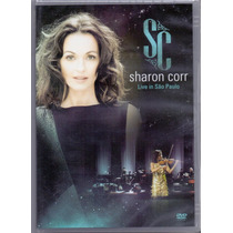 Dvd Sharon Corr - Live In São Paulo - Novo***