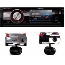 Dvd Player Pioneer Dvh-7780av Lançamento Tela 3 + Câmera Ré