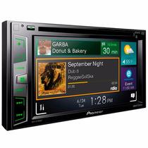 Dvd Pioneer Avh-x2780bt Usb Bluetooth Mixtrax Android Iphone