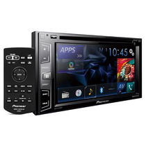 Dvd Pioneer Avh-x2780bt Avh2780 2780bt 2 Din Android Iphone