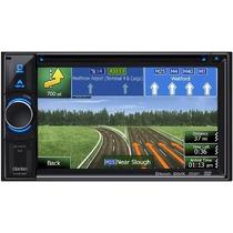 Dvd Automotivo Clarion 2 Din Nx404 Gps Com Hdmi Espelhamento