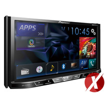 Dvd 2din Pioneer Avh-x5780tv + Moldura Honda New Civic 2009
