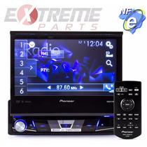 Pioneer Avh X7780tv Dvd Player Retrátil Tv Digital