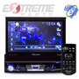 Dvd Automotivo Pioneer Avh X7780 Tv Tela Retratil Multimidia