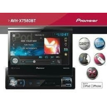 Dvd Retratil Pioneer 7 Polegadas Avh-x7580bt